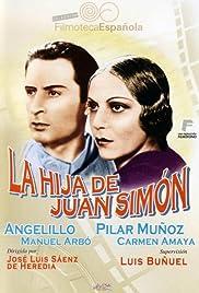 Juan Simon's Daughter Poster
