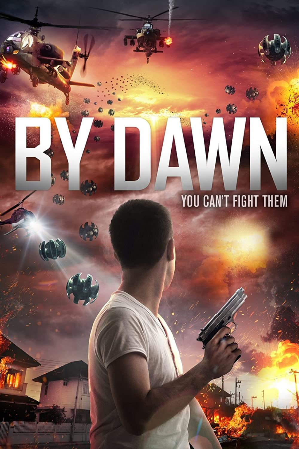 By Dawn 2019 Hindi Dual Audio 720p HDRip ESubs 900MB Free Download