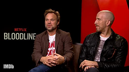 Norbert Leo Butz and Todd A. Kessler on Preparing for the Final Season