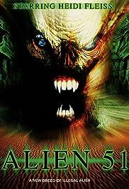 Alien 51 Poster