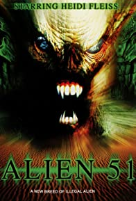 Primary photo for Alien 51