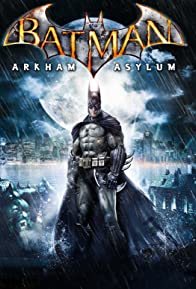 Primary photo for Batman: Arkham Asylum
