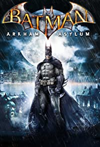 Primary photo for Batman: Arkham Asylum