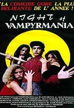 Night of Vampyrmania