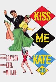 Kiss Me Kate Poster
