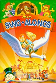 MGM Sing-Alongs: Being Happy Poster
