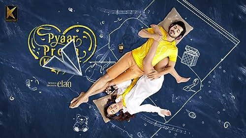Pyaar Prema Kaadhal Motion Poster