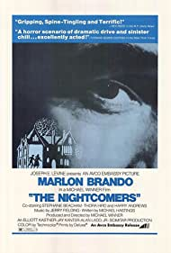 The Nightcomers (1972) Poster - Movie Forum, Cast, Reviews