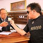 Pier Luigi Ferrari and Carlo Verdone in Grande, grosso e... Verdone (2008)