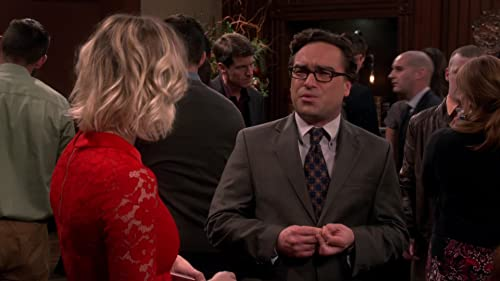 The Big Bang Theory: Thanks, Sorry To Bother You