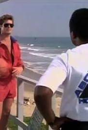 Lifeguards Can't Jump Poster