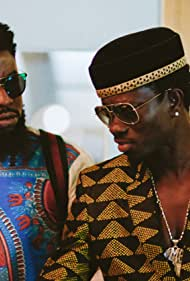Michael Blackson in Rich Africans (2018)