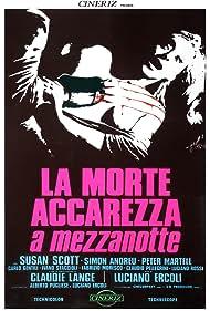 Nieves Navarro in La morte accarezza a mezzanotte (1972)