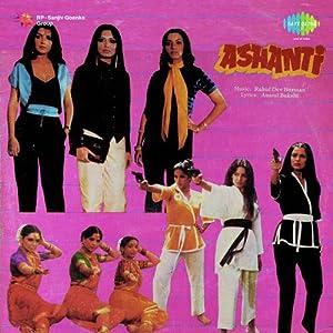 Zeenat Aman Ashanti Movie