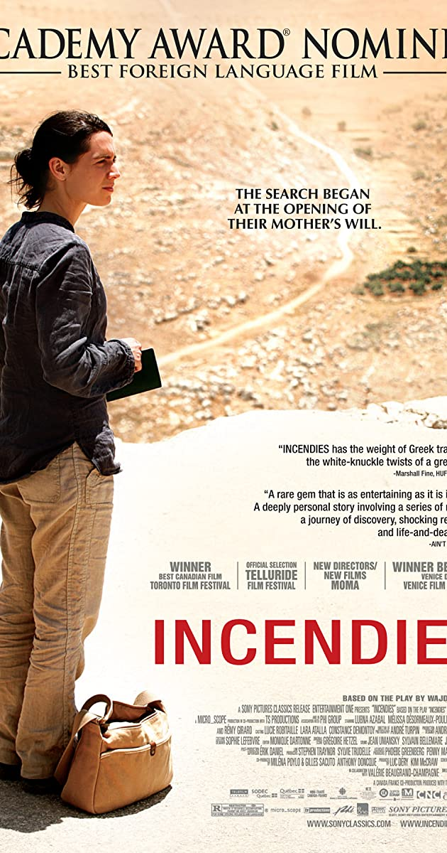 Incendies (2010) - Plot Summary - IMDb