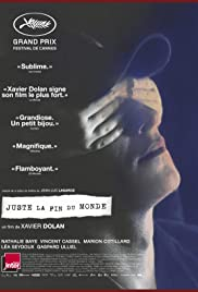 Juste La Fin Du Monde Poster