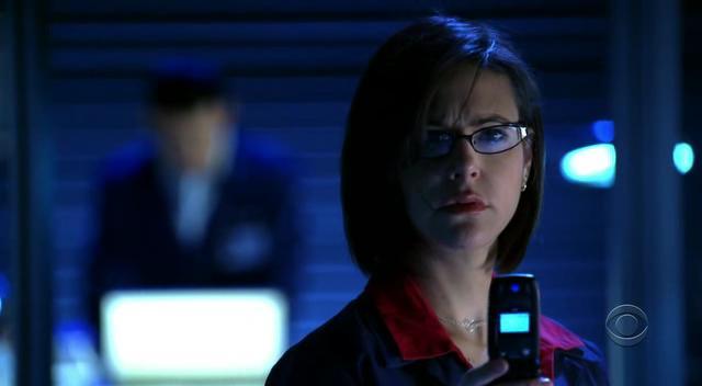 Sheeri Rappaport in CSI: Crime Scene Investigation (2000)
