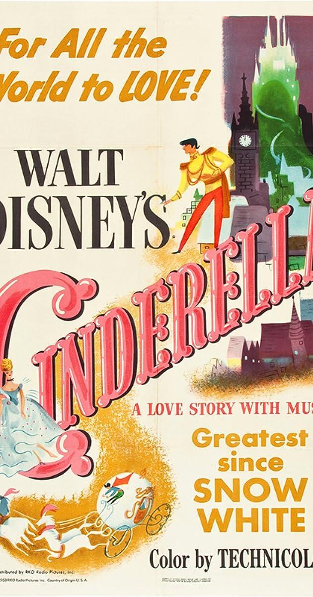 Cinderella (1950) - Plot Summary - IMDb