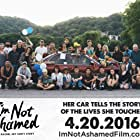 Hallie Rose and cast IM NOT ASHAMED movie poster
