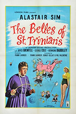 Where to stream The Belles of St. Trinian's