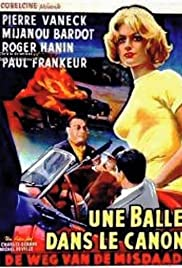 A Bullet in the Gun Barrel Poster