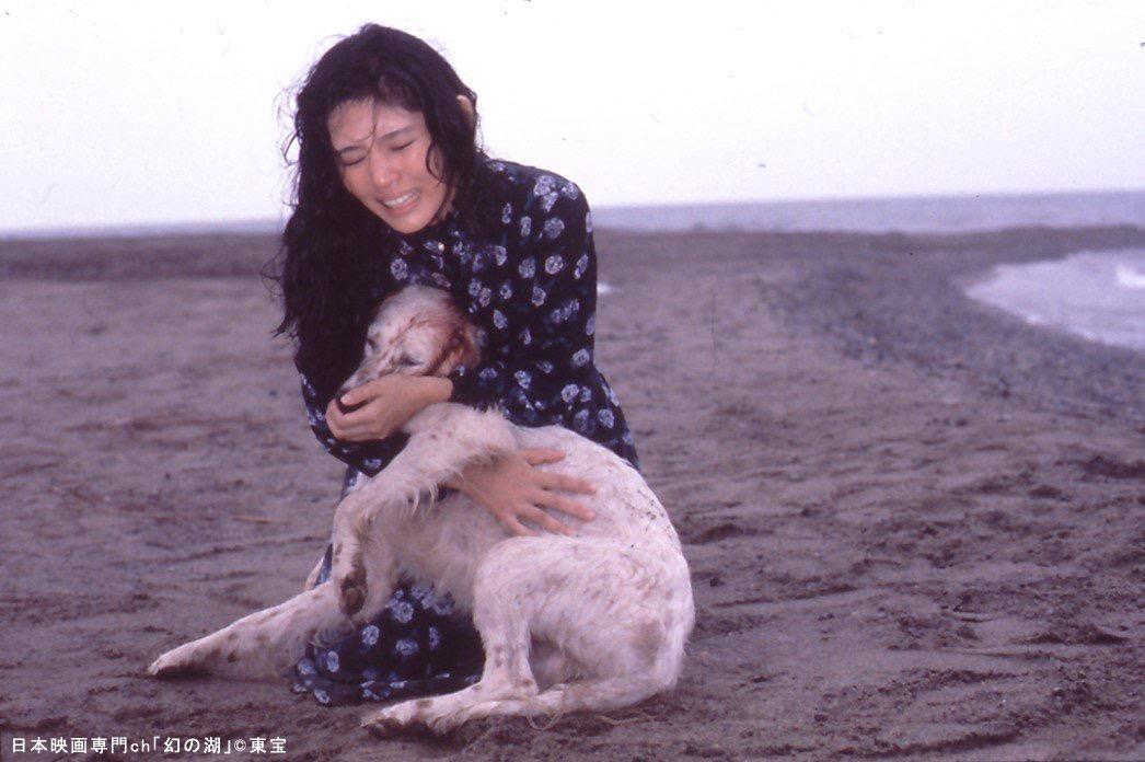 Reiko Nanjo in Maboroshi no mizuumi (1982)
