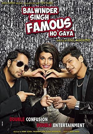 Balwinder Singh Famous Ho Gaya movie, song and  lyrics