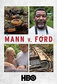 Mann V. Ford Poster