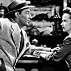 Robert Mitchum and Kim Hunter in When Strangers Marry (1944)