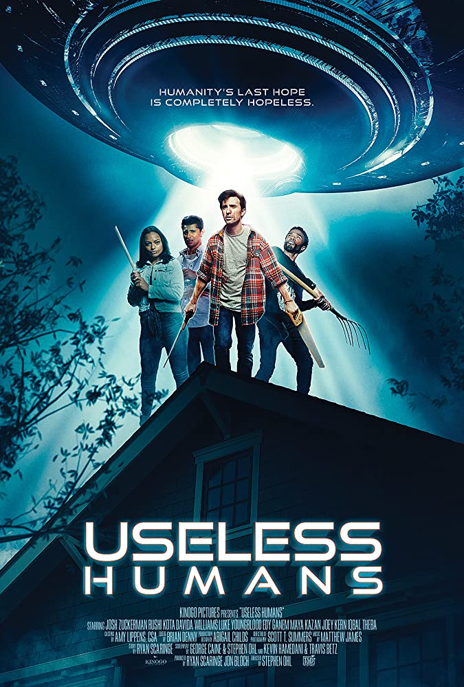 Useless Humans 2020 English 720p HDRip 800MB Download