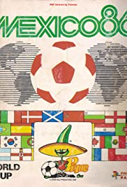 XIII FIFA World Cup 1986 Poster