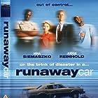 Judge Reinhold, Brian Hooks, Leon, and Nina Siemaszko in Runaway Car (1997)