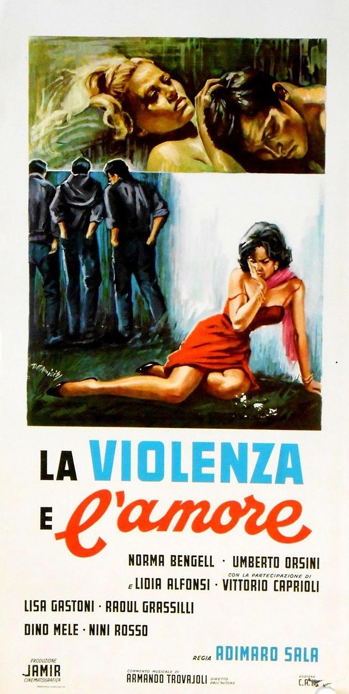 La violenza e l'amore (1965)