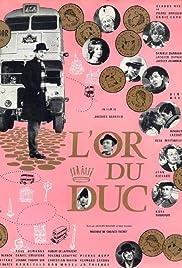 L'or du duc Poster