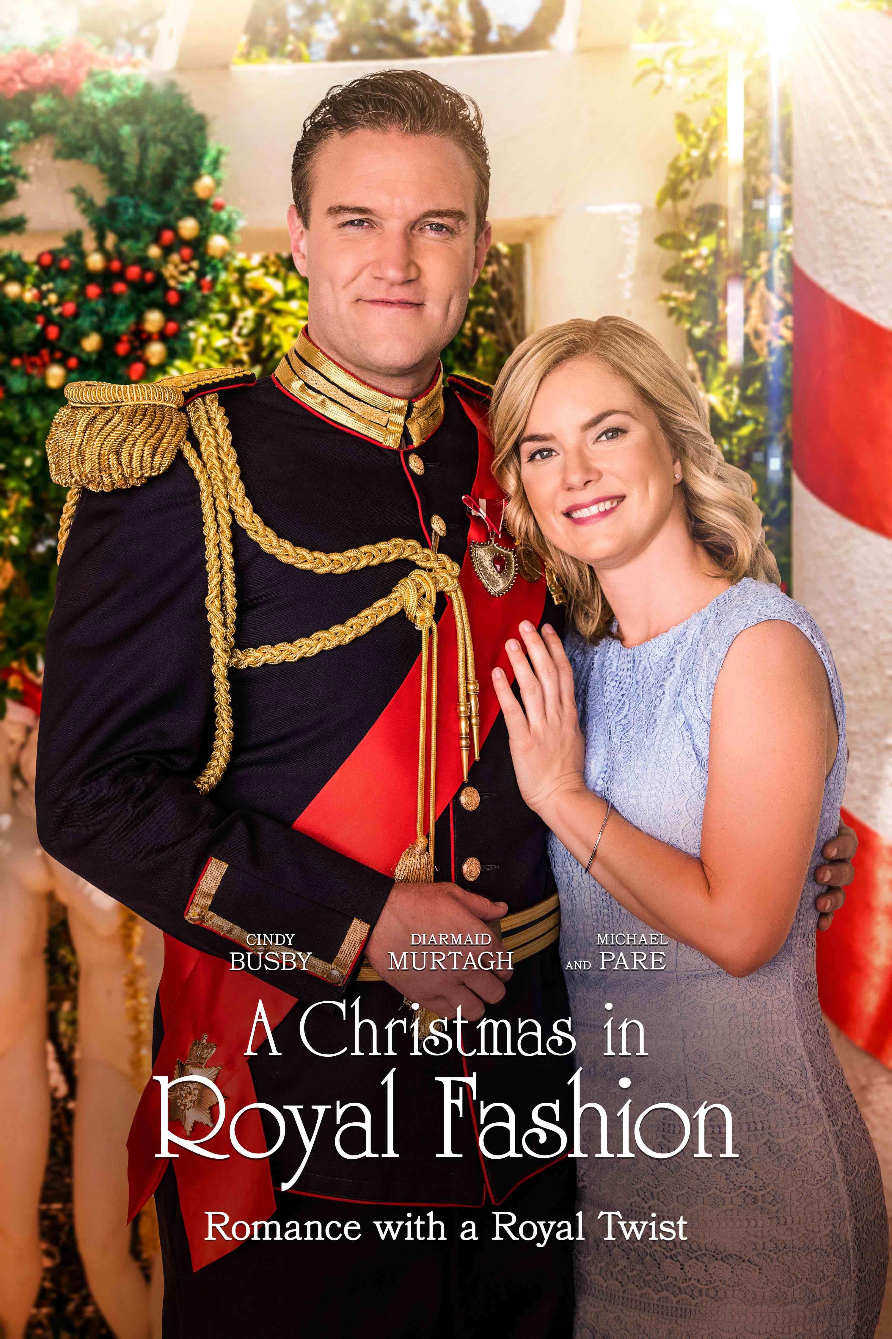 Royal Christmas.A Christmas In Royal Fashion Tv Movie 2018 Imdb