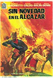 The Siege of the Alcazar Poster