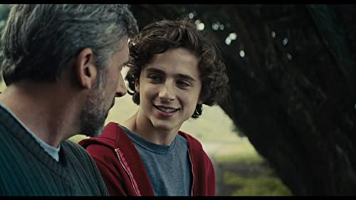Steve and Timothée