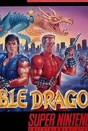 Super Double Dragon Poster