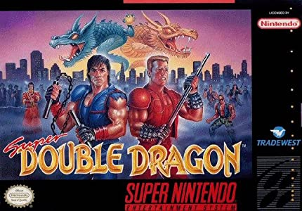 Super Double Dragon USA