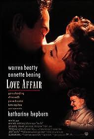 Katharine Hepburn, Warren Beatty, and Annette Bening in Love Affair (1994)