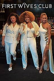 Jill Scott, Ryan Michelle Bathe, and Michelle Buteau in First Wives Club (2019)