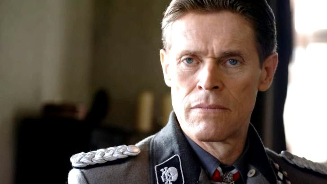 Willem Dafoe dalam Adam Resurrected (2008)