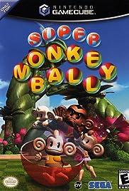 Super Monkey Ball Poster