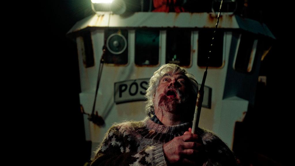 Gunnar Hansen in Reykjavik Whale Watching Massacre (2009)