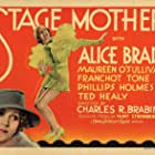 Maureen O'Sullivan and Alice Brady in Stage Mother (1933)