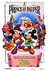 Charlie Adler, Wayne Allwine, Tony Anselmo, Arthur Burghardt, and Bill Farmer in The Prince and the Pauper (1990)