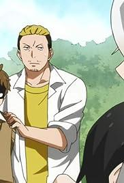 Handa-kun and the School Trip Poster