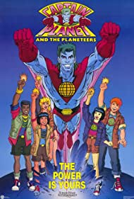 Captain Planet and the Planeteers (1990)