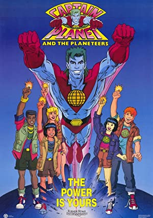 Captain Planet and the Planeteers (1990–1996)