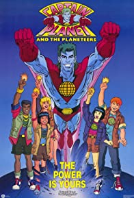 Primary photo for Captain Planet and the Planeteers